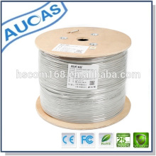 best price utp/ftp cat5e/cat6 lan cable network cable 26awg