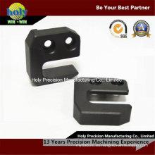 Caja modificada para requisitos particulares de aluminio del CNC del aluminio de los recambios 6061 de los recambios del CNC