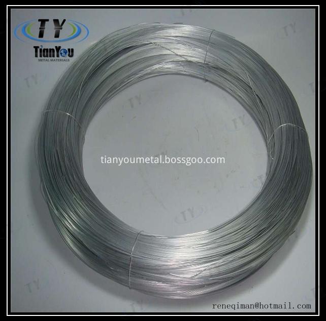 Thin Nickel Titanium Wire