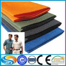 cheap manufacture polyester cotton fabric for school uniform