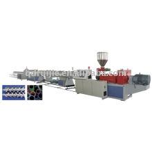 UPVC pipe making machine/PVC plastic pipe extruder