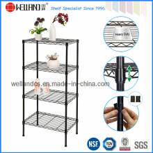 DIY ajustable mini estante del estante del alambre para la sala de estar (LD6030120C4E)