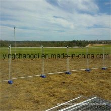 Hot Sale Temporary Fence Hot Dipped Galvanized Steel Tube Temporary Fence Panel