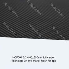 Custom Cnc Carbon Fiber Sheet