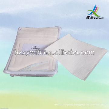 Disposable Spunlace soft nonwoven airlines disposable face towel