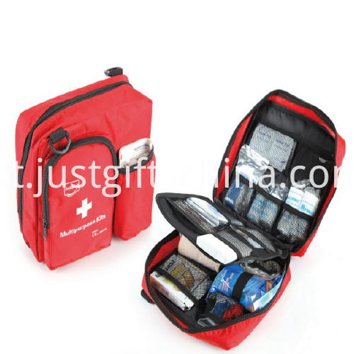 Promotional Hot Sales Multipurpose Nylon First Aid Kit