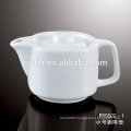 Hot selling Ceramic Coffee Cup Pot, Crockery mug pot sets, Special Design Porcelain Coffee Pot for cafe