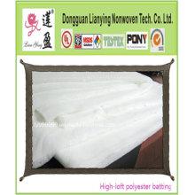 Alto Clo acolchoado de algodão quente e natural