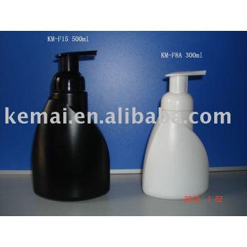 Bouteilles de pompe à mousse de 300 ml et 500 ml