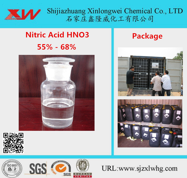 Inorganic Chemicals Price Of Nitric Acid 65 63 68 China Manufacturer