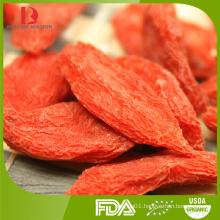 wholesale ningxia organic Chinese wolfberries/goji berries from China