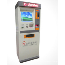 Outdoor Bill Payment Photo Printer Touch Screen Kiosk Terminal Machine