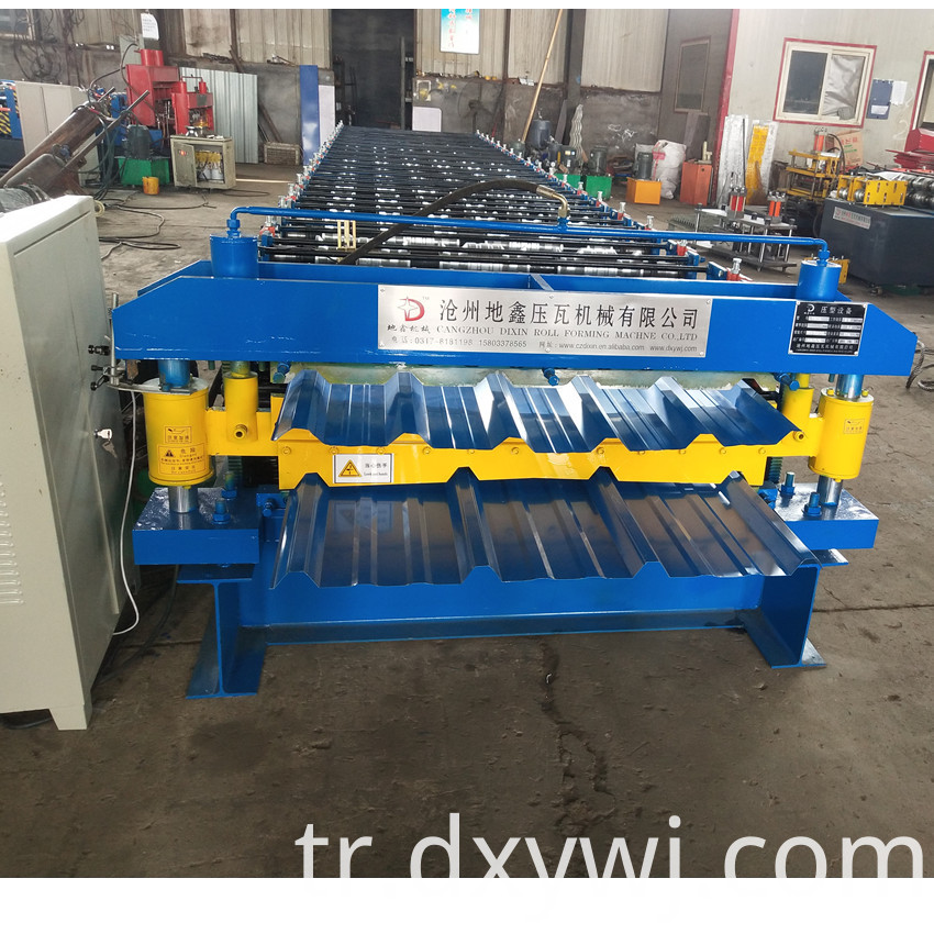Two Layer Forming Machine