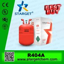 R404A en bouteille de 13,6 kg