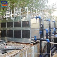 200 Ton Superdyma Closed Circuit Cross Flow GHM-200 Wet Square Liquid Cooling Tower Wasser Maschine