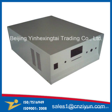 Kundenspezifische Aluminiumboxen Fertigung