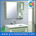 4 * 8 PVC blanc pur panneau de mousse prix fabricant en Chine