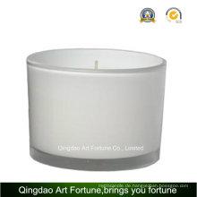Gedruckt Glas Duftkerze Kerze für Großhandel