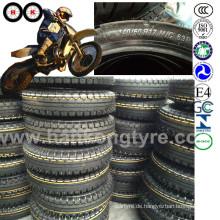 140 / 60r17 Radial Motorrad Reifen Lager Reifen