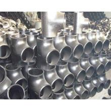 Tee de soudage bout à bout en acier au carbone