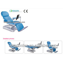 DW-BC005 Chairs For The Elderly For Donation Medical Adjustable Blood Chairs Emergency Electric Blood Donation Chair