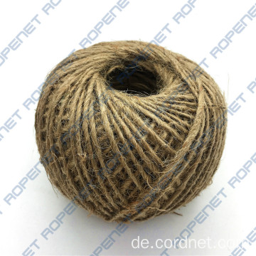 Natural Jute Twine Arts Crafts Geschenk Jute Twine Packing Twine