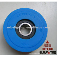 escalator step roller