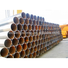 ASTM A106 G.i hot galvanized steel welding tube pipe for sale in china manufacturer