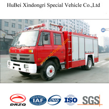 6ton Dongfeng Chassis 153 Dry Powder Fire Truck Euro3