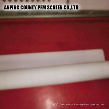 100% polyester formant le matériel de tissage de tissu dans la machine de papier