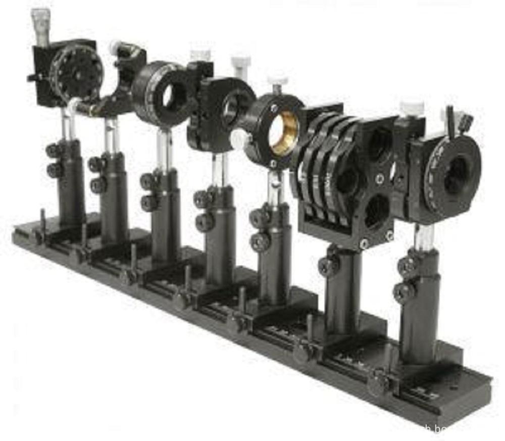 aluminium optical rails