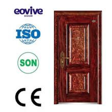 Jesus safety door design in metal door design