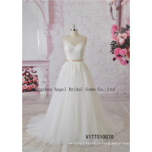 Привлекательный Дизайн Иллюзия Декольте С Длинным Рукавом Свадебные Свадебное Платье
