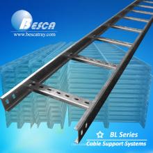 Acero inoxidable HDG Alu Ladder Tipo Bandeja de cable Fabricante Metal (UL, NEMA, SGS, IEC, CE)