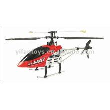 9011 Plus récent RC 2.4G moyen 3.5Ch hélicoptère à propulsion simple avec gyroscope