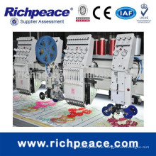 Richpeace Computerized Mixed Coiling Cording Frill Embroidery Machine