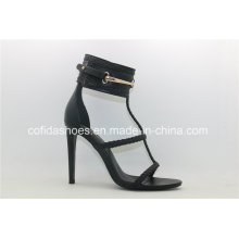 Chaussures sexy en cuir sexy