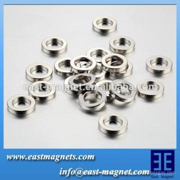 Seltenerde Ringform gesinterter NdFeB Magnet