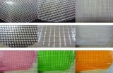 6P Free Clear PVC Coated Polyester Fabric for Bags