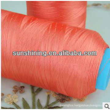 polyester FDY filament embroidery thread