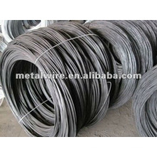 twisted black tie wire