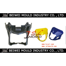 Motorcycle Head Light Visor Plastic Molde