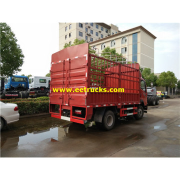 SINOTRUK 10ton Van Cargo Vehicles