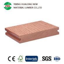 Wasserdichtes festes WPC-Decking mit hoher Qualität (HLM40)