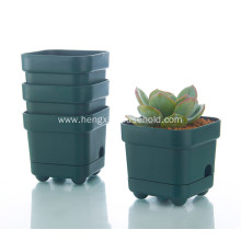 Resin Four Foot Self-Watering Poly Planter pot