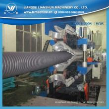 Máquina de tubo corrugado 200-800 mm PE PP
