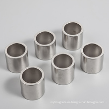 Fabricación Imán potente fuerte personalizado del cilindro del neodimio
