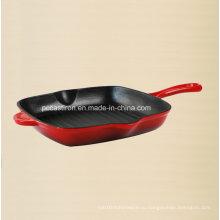 OEM Prouction для эмалированной чугунной сковородки Китайский завод