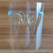 Protective Equipment Transparent Plastic