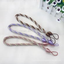 High quality curtain tassel handle cord/curtain strap